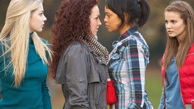 Bullying bully teen girls fight jpg